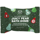 The Body Shop Juicy Pear Bath Bomb Limited Edition