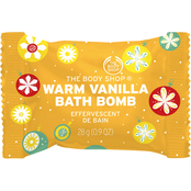 The Body Shop Warm Vanilla Bath Bomb