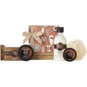 The Body Shop Exotically Creamy Coconut Festive Picks