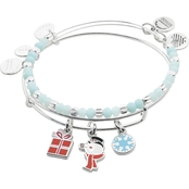Alex and Ani Frosty the Snowman Set of 2