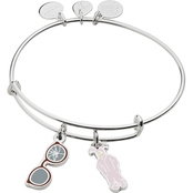 Alex and Ani Color Infusion A Christmas Story Shoot Your Eye Out Bangle