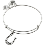 Alex and Ani Charity By Design Horseshoe Bangle Bracelet