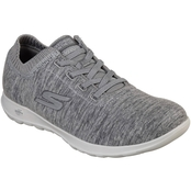Skechers Women's Go Walk Lite Floret Sneakers