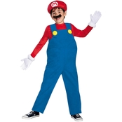 Disguise Ltd. Little Boys Mario Bros. Deluxe Costume