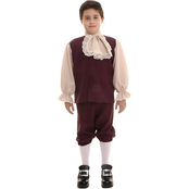 Underwraps Costumes Colonial Boy Costume