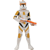 Rubie's Costume Boys Star Wars Clonetrooper Commander Cody Costume
