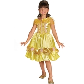 Disguise Ltd. Toddler Belle Sparkle Classic Costume, 3T-4T