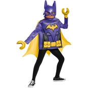 Disguise Ltd. Little Girls Batgirl Lego Classic Costume Size 4-6