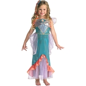 Disguise Ltd. Toddler Ariel Child Deluxe Costume 3T-4T