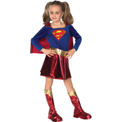 Rubie's Costume Girls Supergirl Costume
