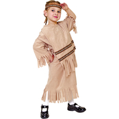 Underwraps Costumes Girl's Indian Girl Costume