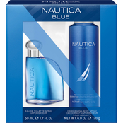 Nautica Blue Eau De Toilette 2 pc. Set