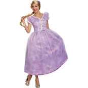 Disguise Ltd. Women's Rapunzel Ultra Prestige Costume