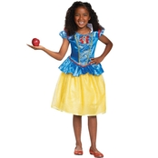 Disguise Ltd. Toddler Girls Snow White Classic Costume 3T-4T