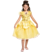 Disguise Ltd. Little Girls Belle Classic Costume 4-6