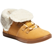 Timberland Women's Dausette Fleece Fold Down Shoes