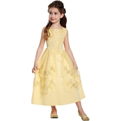 Disguise Ltd. Girls Belle Ball Gown Costume