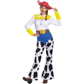 Toy Story Jessie Adult 4-6