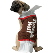 Rasta Imposta Tootsie Roll Dog Costume