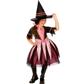Living Fiction Child Sparkle Witch Costume