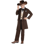 Underwraps Costumes Child Old West Sheriff Costume
