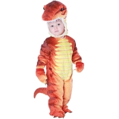 Underwraps Costumes Child T Rex Costume, 4-6