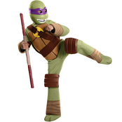 Rubie's Costume Boys Teenage Mutant Ninja turtles Donatello Deluxe Costume