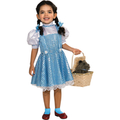 Rubie's Costume Girls Wizard Of Oz Dorothy Sequin Costume