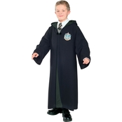 Rubie's Costume Child Slytherin Robe Deluxe