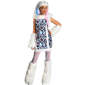 Rubie's Costume Girls Monster High Abbey Bominable Costume