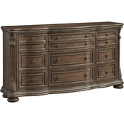 Signature Design by Ashley Charmond 9 Drawer Dresser