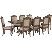 Signature Design by Ashley Charmond 9 pc. Dining Set