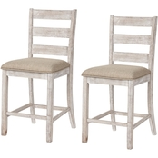Signature Design by Ashley Skempton Counter Stool 2 pk.