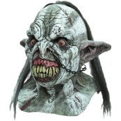 Ghoulish Adult Battle Orc Latex Mask
