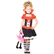 Leg Avenue Little Girls / Girls Queen Costume
