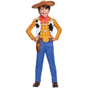 Disguise Ltd. Toddler Woody Classic Costume 3T-4T