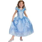 Disguise Ltd. Toddler Cinderella Movie Deluxe Costume 3T-4T