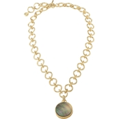 Spartina 449 Goldtone Naia Chunky Necklace