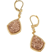 Spartina 449 Druzy Drop Earrings