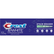 Crest 3D White Stain Eraser Fresh Mint, 3.5 oz.