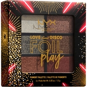 NYX Cosmetics LOVE LUST DISCO Foil Play Pigment Palette - Get Down