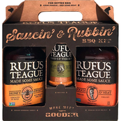 Alder Creek Rufus Teague BBQ Kit 3 pk.