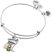 Alex and Ani Wizard of Oz Diploma Two Tone Bangle