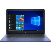HP 14 in. AMD A4 1.6GHz 4GB RAM 64GB Notebook