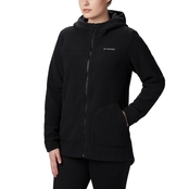 Columbia Canyon Point Hooded Sherpa Full Zip