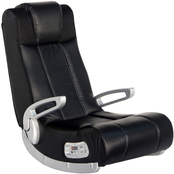 National Brand Floor Rocker Gaming Chair with Audio