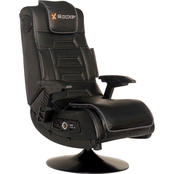National Brand Pedestal Console Chair with 2.1 Audio and Vibration