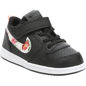 Nike Toddler Girls Court Borough Low Shoes