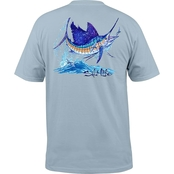 Salt Life Fly and Sail Pocket Tee