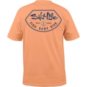 Salt Life Way of Life Pocket Tee